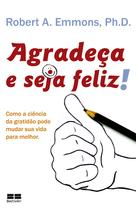 Livro - Agradeça e seja feliz! -