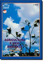 Livro - Agricultura e meio ambiente -