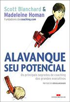 Livro - ALAVANQUE SEU POTENCIAL -