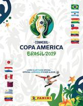 Livro - Álbum Copa América 2019 (Capa Dura) Com 12 Envelopes -
