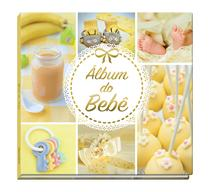 Livro - Álbum do Bebê Amarelo - Vale Das Letras