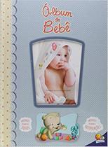 Livro Álbum Do Bebê Todolivro -
