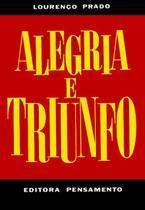 Livro - Alegria e Triunfo I -