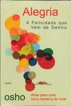 Livro - Alegria -