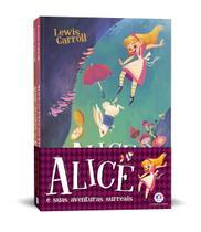 Livro Alice e Suas Aventuras Surreais - Ciranda Cultural