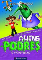 Livro - Aliens Podres 06 - O Cata-Piolho -