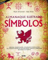 Livro - Almanaque ilustrado dos símbolos -