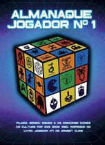 Livro - Almanaque jogador nº1 -