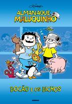 Livro - Almanaque Maluquinho – Bocão e os bichos -