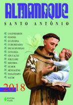 Livro - Almanaque Santo Antonio 2018 - Vozes