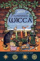 Livro - Almanaque Wicca 2019 -