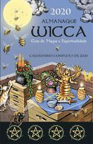 Livro - Almanaque Wicca 2020 -