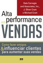 Livro - Alta performance em vendas -