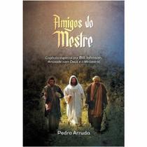 Livro Amigos do Mestre  Pedro Arruda - Impacto
