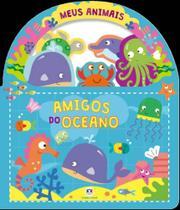 Livro - Amigos do oceano -