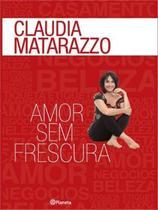 Livro - Amor sem frescura -