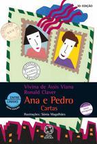 Livro - Ana e Pedro - Cartas -