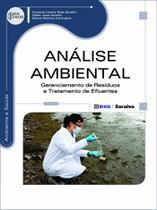 Livro - Análise ambiental - Gerenciamento de resíduos e tratamento de efluentes