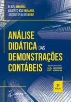 Livro - Análise Didática das Demonstrações Contábeis -