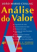Livro - Análise Do Valor -