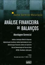 Livro - ANÁLISE FINANCEIRA DE BALANÇOS -