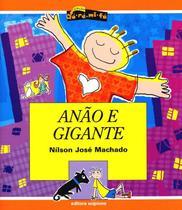 Livro - Anão e gigante -
