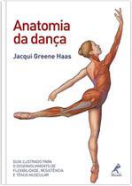 Livro - Anatomia da dança -