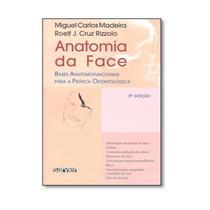 Livro - Anatomia da Face - Madeira - Sarvier