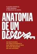 Livro - Anatomia de um desastre -