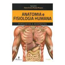 Livro - Anatomia e Fisiologia Humana - Marques  3ª edição - Martinari