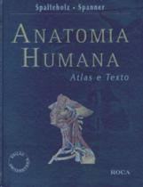 Livro - Anatomia Humana - Atlas e Texto -