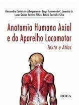 Livro - Anatomia Humana Axial E Do Aparelho Locomotor - Texto E Atlas -