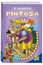 Livro - Animais da fazenda em quebra-cabeças: A vaquinha Pintosa -