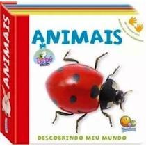 Livro Animais Descobrindo Meu Mundo Todolivro -