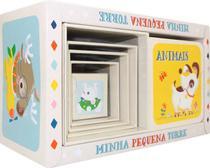 Livro - Animais: minha pequena torre -