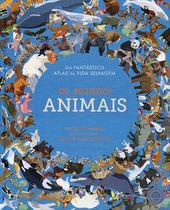Livro - Animais : Oi, mundo! -