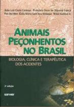 Livro Animais Peconhentos no Brasil - Sarvier -
