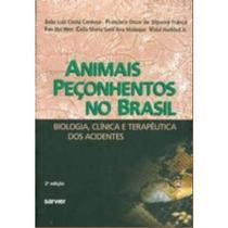 Livro - Animais Peçonhentos No Brasil - Sarvier -