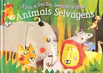 Livro - Animais Selvagens -
