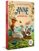 Livro - Anne de Avonlea - (Vol. 2 da Série Anne de Green Gables) -