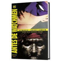 Livro - Antes de Watchmen: Ozymandias - Corsário Carmesim -