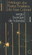 Livro - Antologia dos poetas brasileiros da fase colonial -