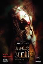 Livro - Apocalipse Zumbi 2 - Inferno na terra