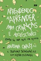 Livro - Aprendendo a aprender para crianças e adolescentes -