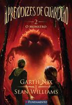 Livro - Aprendizes De Guardião 02 - O Monstro -