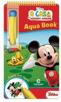 Livro - Aquabook Mickey -