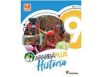 Livro Araribá Plus História 9º Ano - Obra Coletiva - Moderna