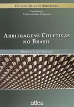 Livro - Arbitragens Coletivas No Brasil -