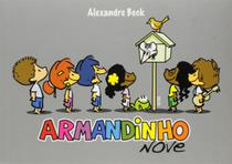Livro - Armandinho nove -