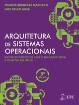 Livro - Arquitetura de Sistemas Operacionais -